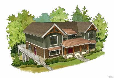 Gatlinburg TN Single Family Home For Sale: $989,000