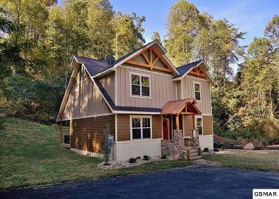 Gatlinburg Single Family Home For Sale: Lot 3 Anastasia Way