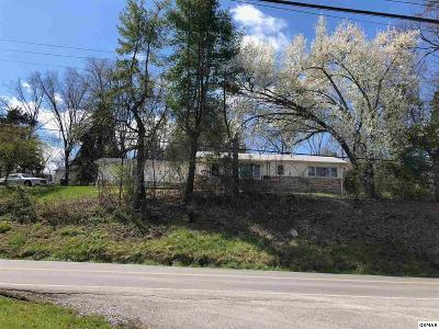 Sevierville Commercial For Sale: 1011 Old Knoxville Highway