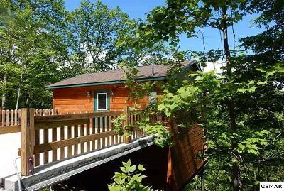 Gatlinburg Single Family Home For Sale: 1454 Nordic Dr