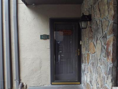 Sevier County Condo/Townhouse For Sale: 1235 Ski Mountain Road