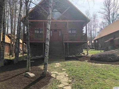 Gatlinburg Single Family Home For Sale: 165 White Oak Resort Way