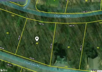Sevier County Residential Lots & Land For Sale: Lot 45 Cloud View Dr