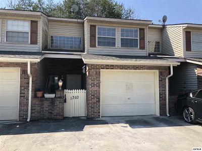 Sevierville Condo/Townhouse For Sale: 1310 Mountain Meadows Way