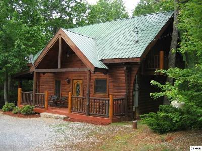 Gatlinburg Single Family Home For Sale: 2426 N School House Gap