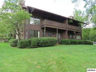 Gatlinburg Condo/Townhouse For Sale: 3815 E Parkway Unit 5
