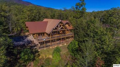 Gatlinburg TN Single Family Home For Sale: $997,000