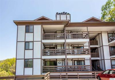 Gatlinburg Condo/Townhouse For Sale: 616 Turkey Nest Rd