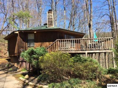 Gatlinburg TN Single Family Home For Sale: $149,000