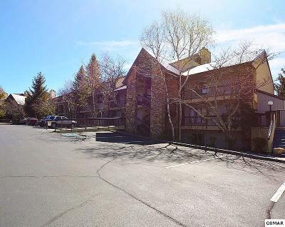 Gatlinburg Condo/Townhouse For Sale: 1130 Ski View Drive