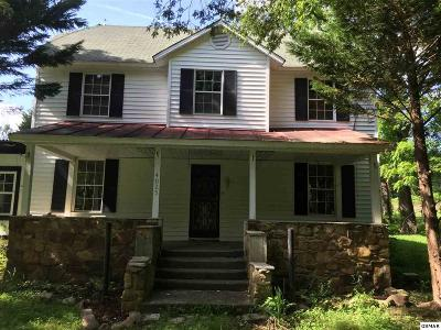 Sevierville Single Family Home For Sale: 4025 Old Wilhite