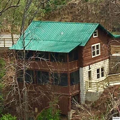 Gatlinburg Single Family Home For Sale: 248 Circle Dr