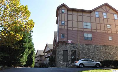 Sevier County Condo/Townhouse For Sale: 830 Golf View Blvd