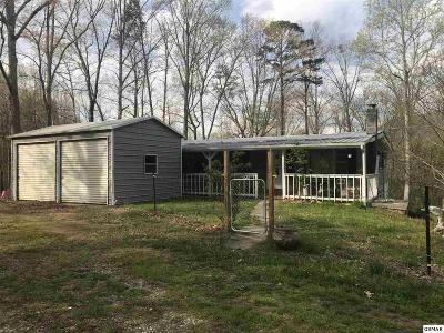Newport Single Family Home For Sale: 121 Ridge Runner Rd