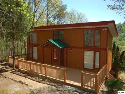 Sevierville Single Family Home For Sale: 2608 Overholt Trail