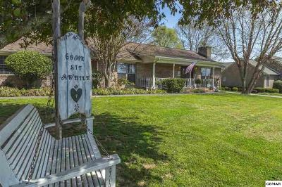 Dandridge Single Family Home For Sale: 1160 Country Club Road
