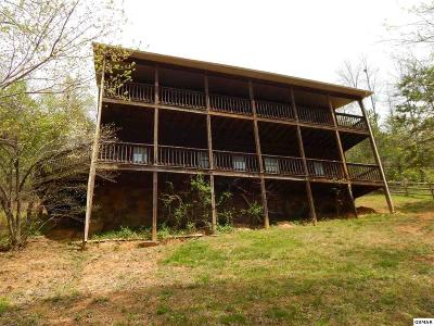 Sevierville Single Family Home For Sale: 1902 Bud's Ridge Way