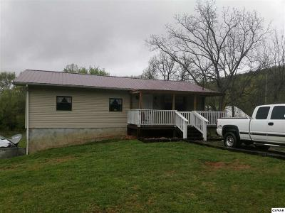 Newport Single Family Home For Sale: 568 Old Sevierville Hwy