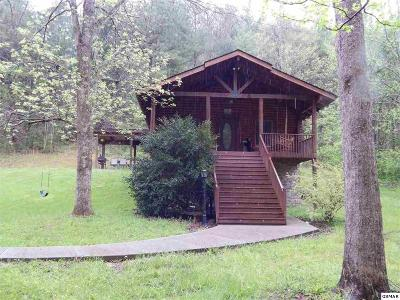 Sevier County Single Family Home For Sale: 3326 Walden's Creek Rd.