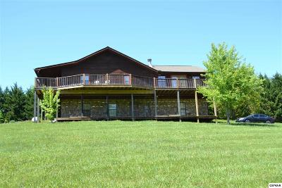 Sevier County Single Family Home For Sale: 615 Rainbow Rd.
