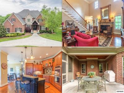 Knoxville Single Family Home For Sale: 9519 Fortress Lane