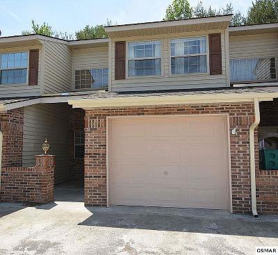 Sevierville Condo/Townhouse For Sale: 1314 Mountain Meadows Way