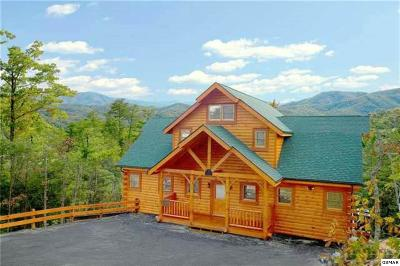Sevierville TN Single Family Home Pending-Cont. To Show: $499,900