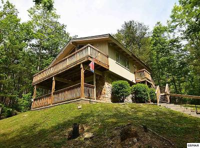 Gatlinburg TN Single Family Home For Sale: $169,900