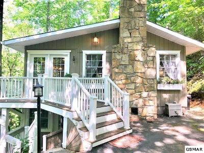 Sevierville Single Family Home For Sale: 2678 Black Walnut Flats Road