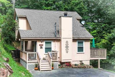 Gatlinburg Single Family Home For Sale: 1926 Saint Moritz Dr