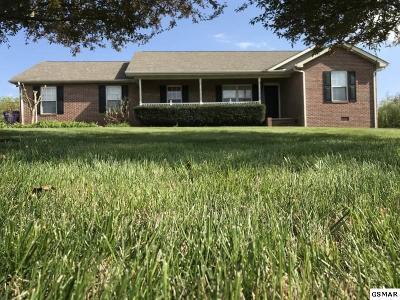 Seymour Single Family Home For Sale: 1641 Foxfire Cir