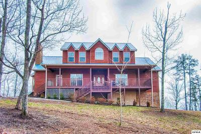 Seymour Single Family Home For Sale: 1109 Porterfield Gap Rd