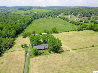 Dandridge Farm & Ranch For Sale: 624 Hwy 139
