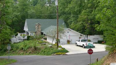 Pigeon Forge Single Family Home For Sale: 3360 Progress Hill Blvd.