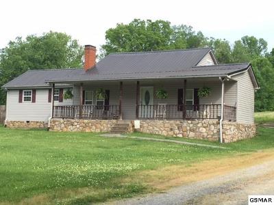 Dandridge Single Family Home For Sale: 2368 Jim Henry Road