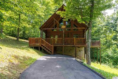Sevierville TN Single Family Home Pending-Cont. To Show: $239,800