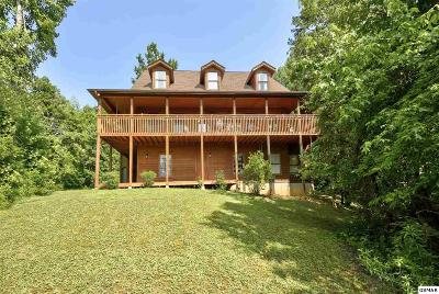 Gatlinburg TN Single Family Home For Sale: $535,000