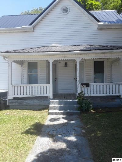 Sevier County Single Family Home For Sale: 420 Park Rd.