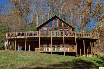 Gatlinburg TN Single Family Home For Sale: $785,000