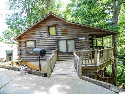 Sevier County Single Family Home For Sale: 1890 Pittman Center Road