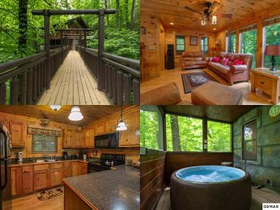 Gatlinburg Single Family Home For Sale: 4239 Alyssa Way