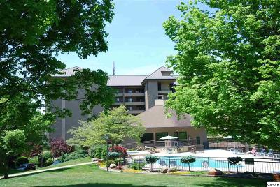 Gatlinburg Condo/Townhouse For Sale: 1704 Hidden Hills Road, Unit 510