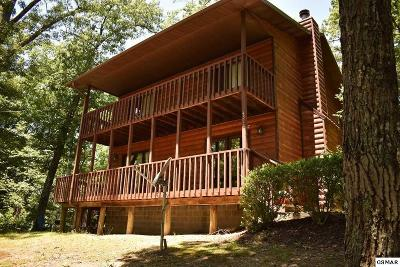 Pigeon Forge Single Family Home For Sale: 4572 Wilderness Plateau
