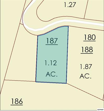 Sevierville Farm & Ranch For Sale: Lot 148 Mountaineer Trail