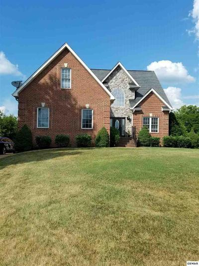 Sevierville Single Family Home For Sale: 2074 James Rd.