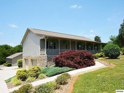 Dandridge TN Single Family Home Pending-Cont. To Show: $339,900