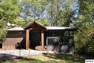 Gatlinburg Single Family Home For Sale: 2616 Hawks View Trail