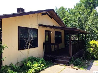 Pigeon Forge Single Family Home For Sale: 2519 Ridge Road