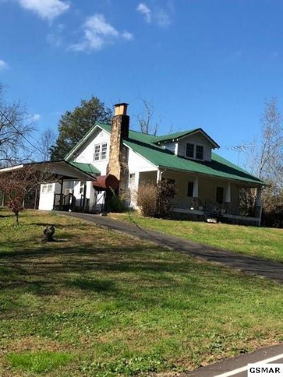 Sevierville Single Family Home For Sale: 345 Panther Creek Rd