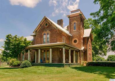 Talbott Single Family Home For Sale: 2378 Tarr Rd